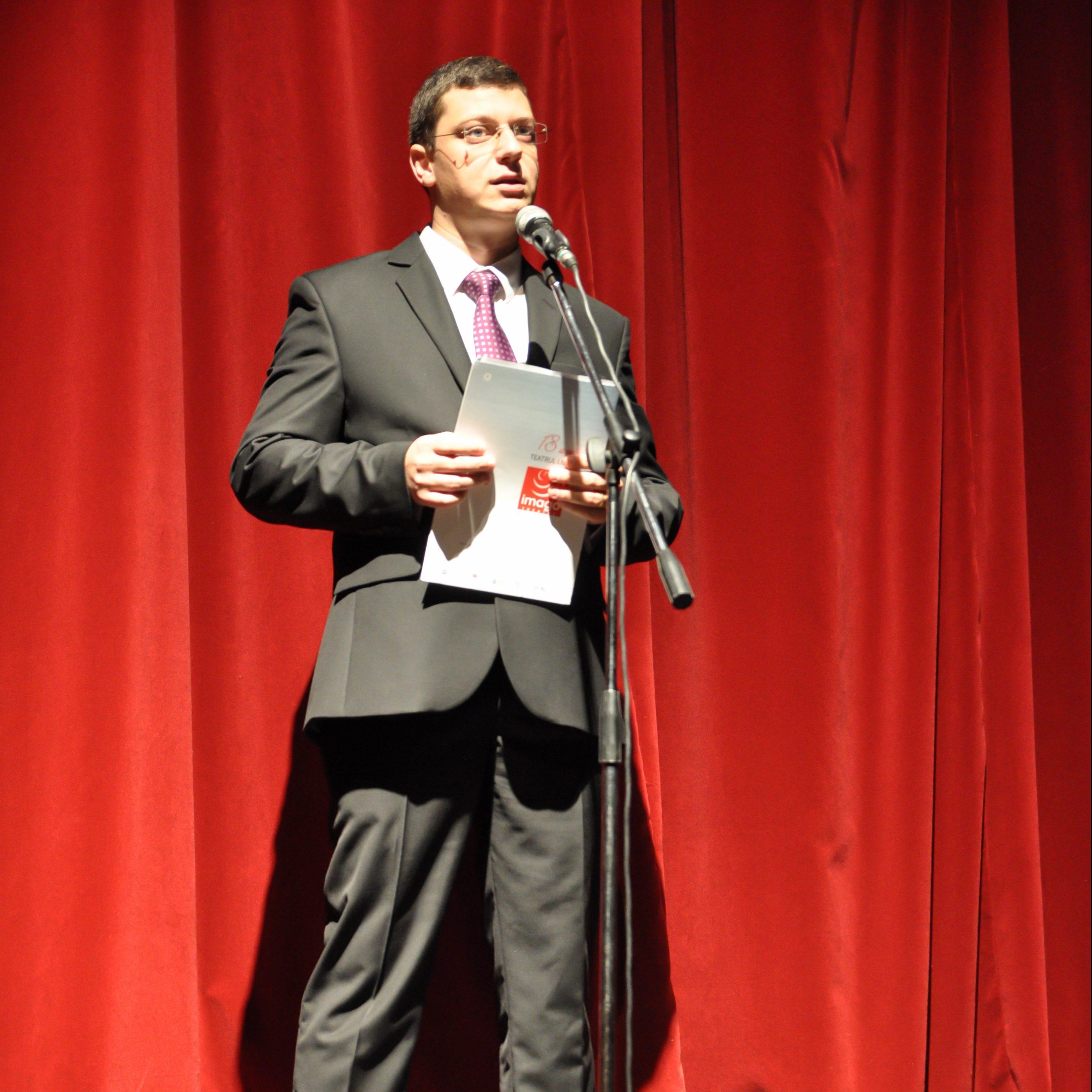 Ovidiu Antal, Director adjunct
