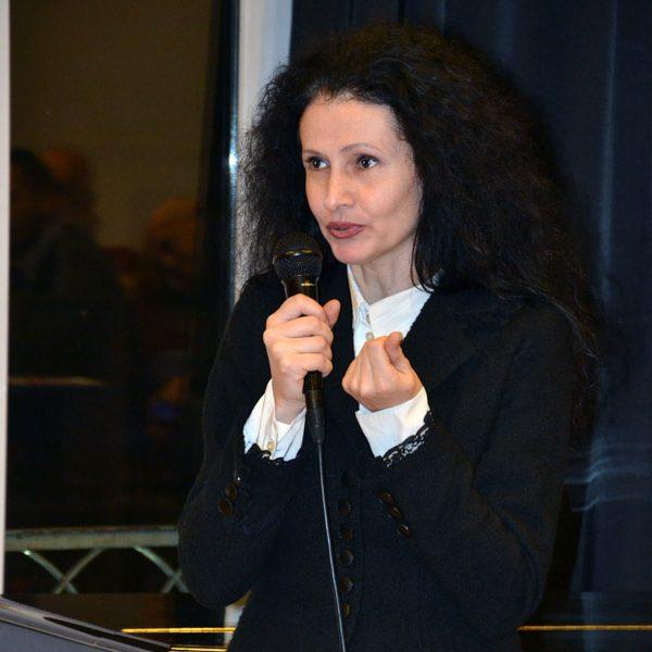 Cecilia Stoica, Referent Cultural